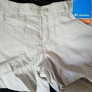 NWT Girls Columbia shorts